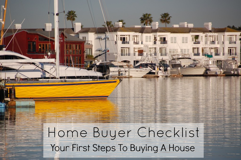 First Steps For Buying A Home