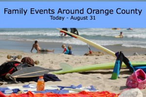 Family Events Around Orange County
