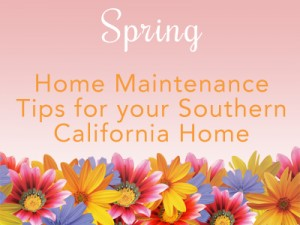 Spring Home Maintenance Tips
