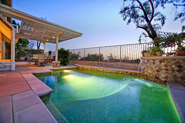 Orange, CA Home For Sale Swimming Pool