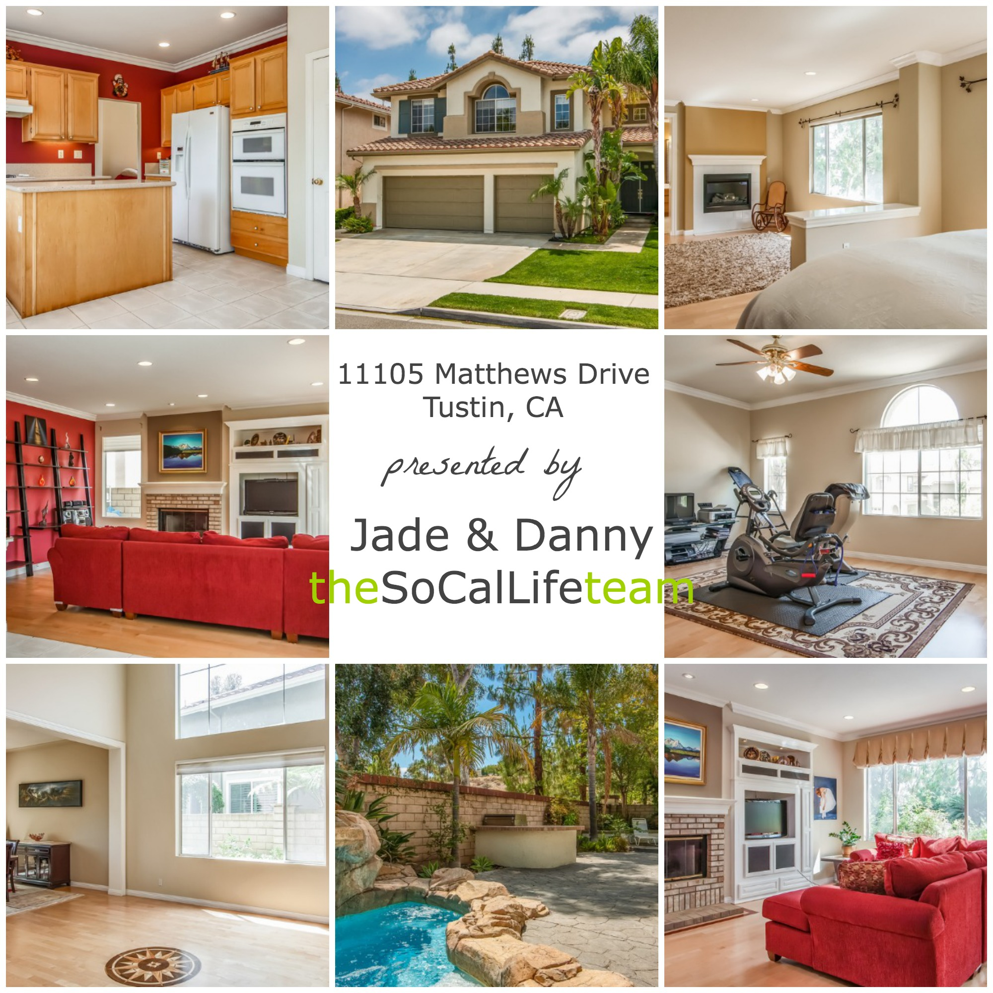 Home For Sale in Tustin Ca