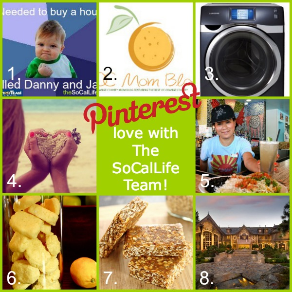 SoCalLife Pinterest Collage