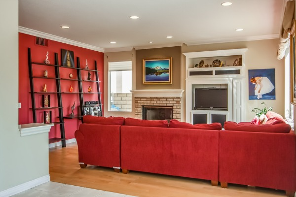 Home For Sale - Family Room
