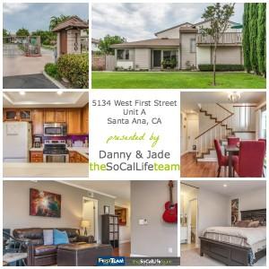 Home For Sale In Santa Ana