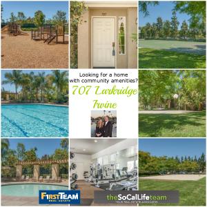 Home For Sale In Irvine CA: 707 Larkridge
