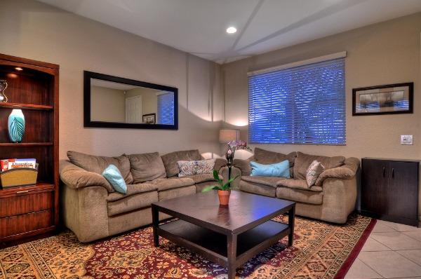 Rancho Santa Margarita Home, Living Room