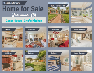 Home For Sale in Rossmoor, California: 11812 Newbury Road