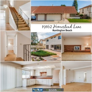 Home For Sale in Huntington Beach: 19162 Homestead Lane