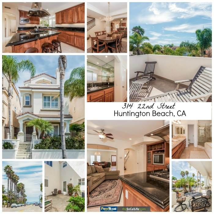 Home for Sale in Huntington Beach: 314 22nd Street