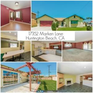 Home for Sale in Huntington Beach: 7352 Marken Lane