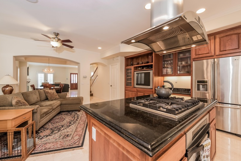 Home for Sale in Orange County: Chef's Kitchen