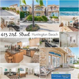Huntington Beach Home for Sale: 413 21st Street