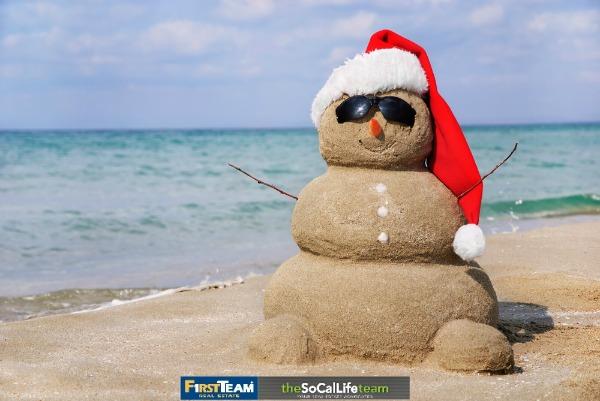 SoCal Snowman