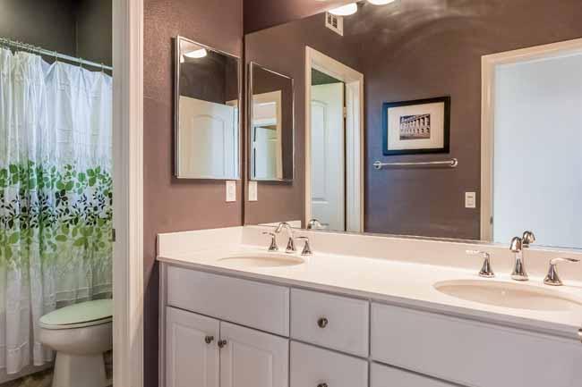 Hallway Bathroom - Irvine, CA