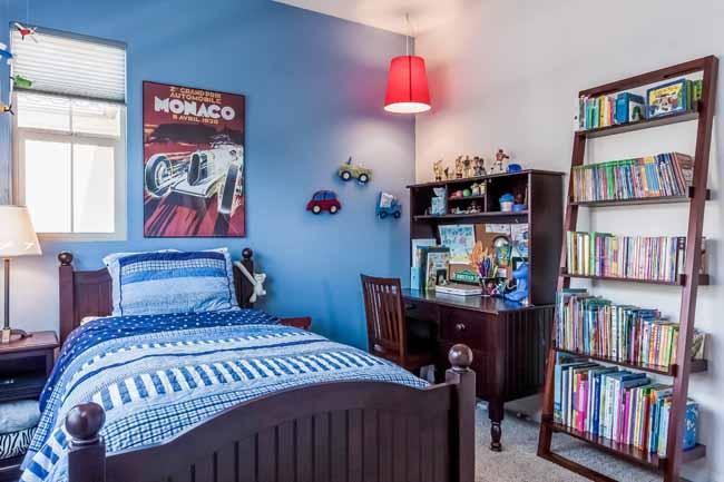 Boy's bedroom - Irvine CA