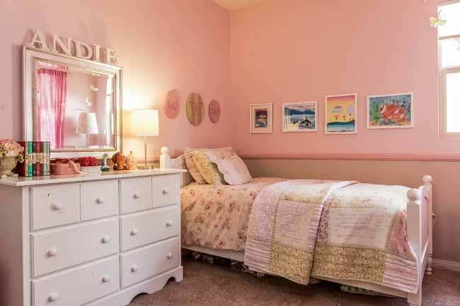 Girl's bedroom - Irvine CA