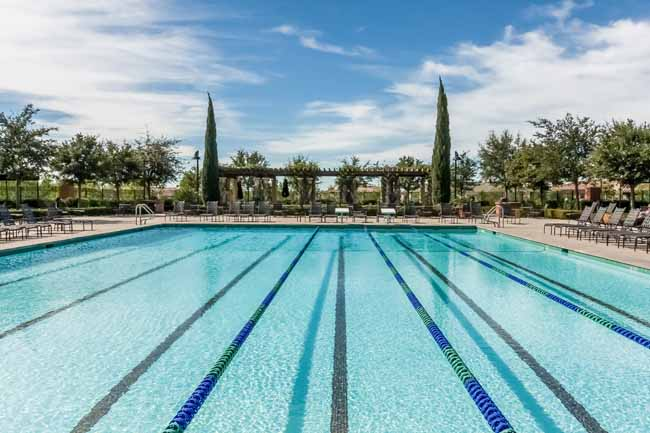 Portola Springs Amenities: Pool