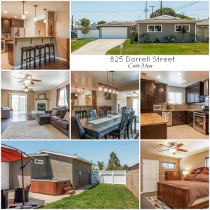 Home For Sale in Costa Mesa: 825 Darrell Street