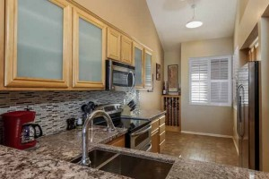 Bluffside CIrcle in Huntington Beach, CA: Upgraded Kitchen