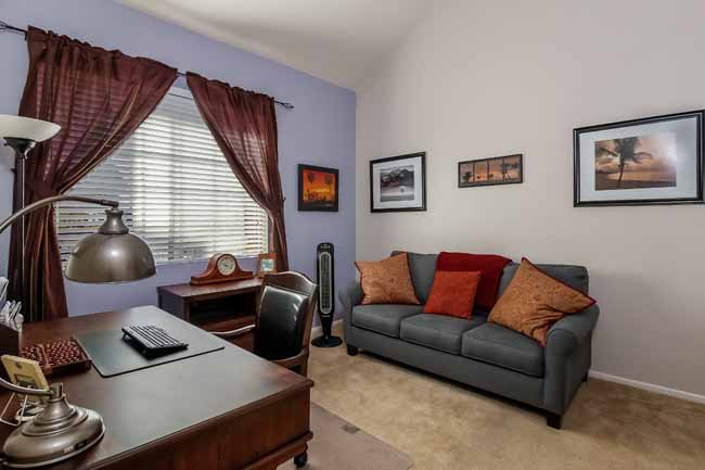 Bluffside CIrcle in Huntington Beach, CA: Master/Office