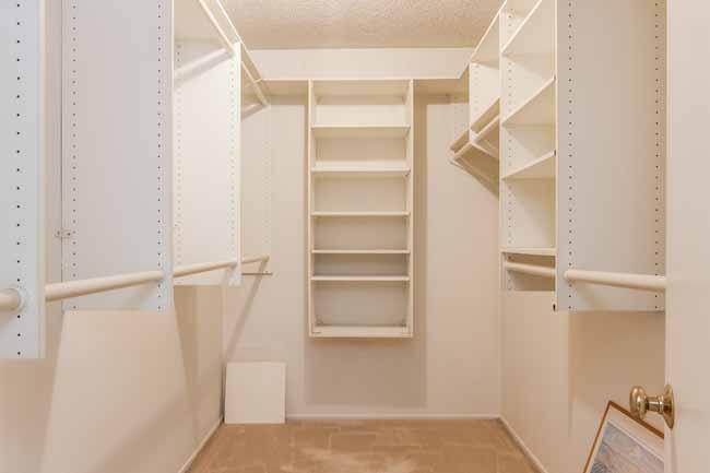 Huntington Beach Home: Closet