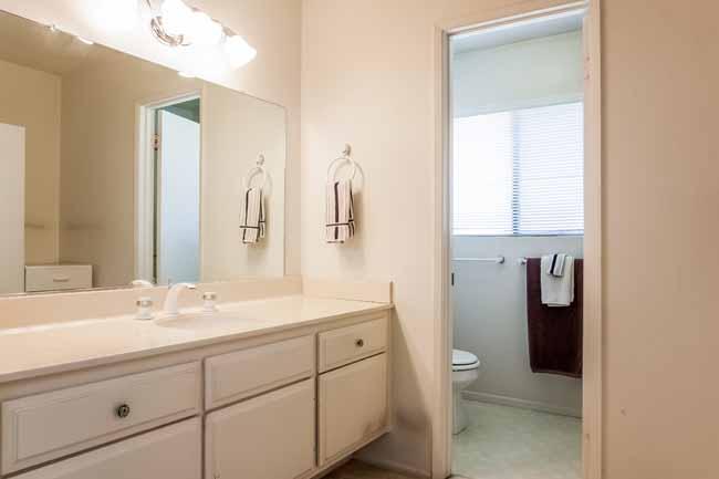 Huntington Beach Home: Master Bathroom