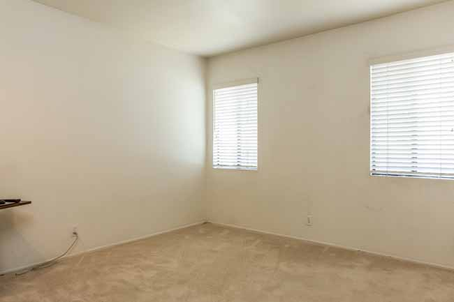Huntington Beach Home: Upstairs Bedroom