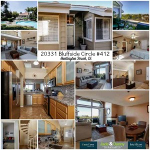 Home for Sale: Bluffside CIrcle in Huntington Beach, CA