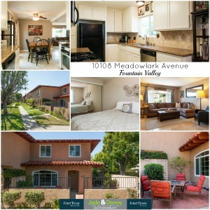 House for Sale in Fountain Valley