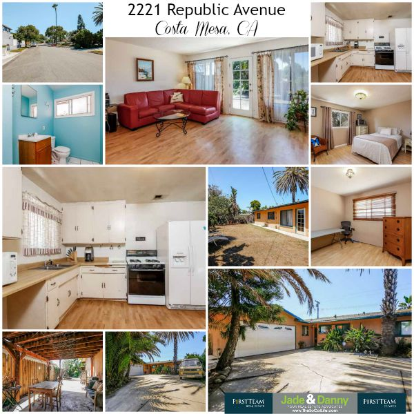 House for Sale in Costa Mesa