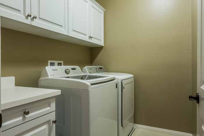 54 Autumn Sage Laundry Room