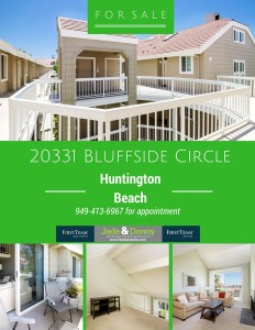 20331 Bluffside Circle #409 Huntington Beach