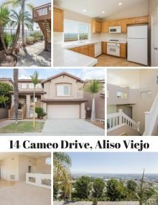 14 Cameo Drive Aliso Viejo