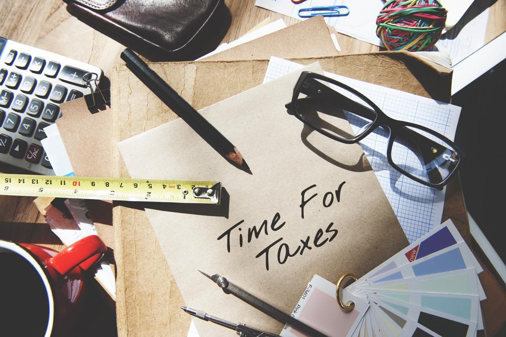 California 2018 Tax Bill