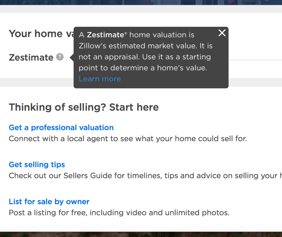 Online home value estimates like Zillow's Z-estimate are helpful tools, but they have many shortcomings. Today we're going to talk about these tools to learn why nothing replaces a home valuation performed by a seasoned real estate agent!