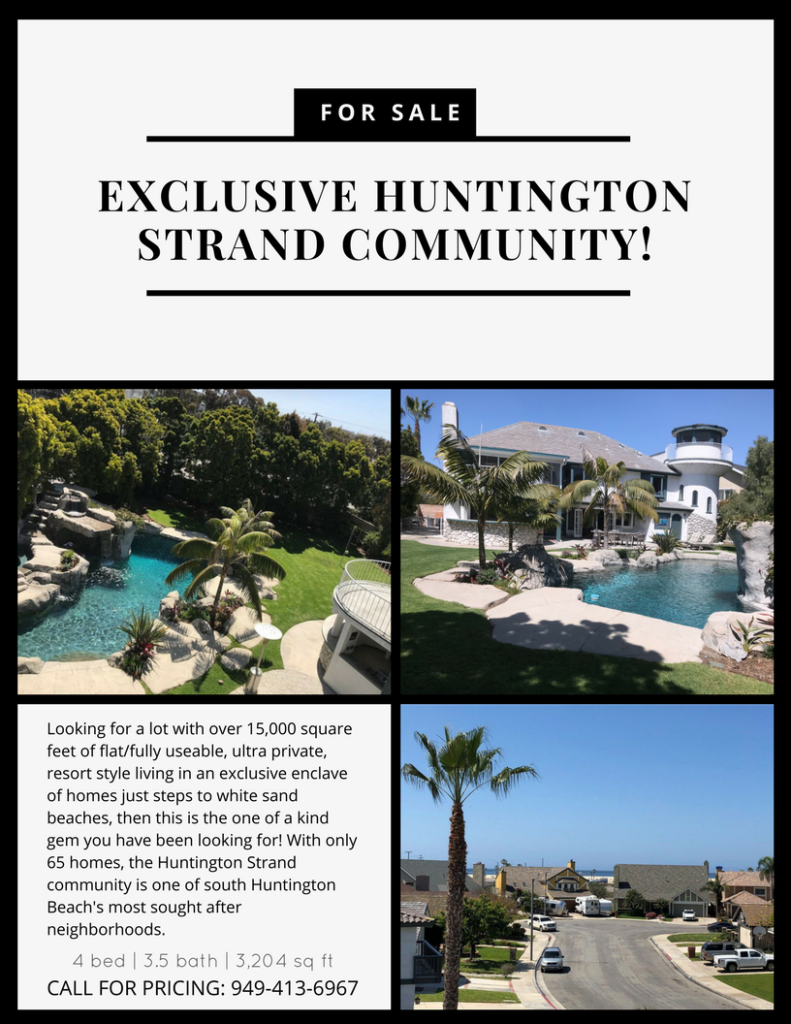 Have you been looking for a house for sale in Huntington Beach?! If so, you'll want to check out this amazing listing. Give Danny Murphy & Associates a call today for more information. An amazing property for sale through the best realtor in Huntington Beach!
