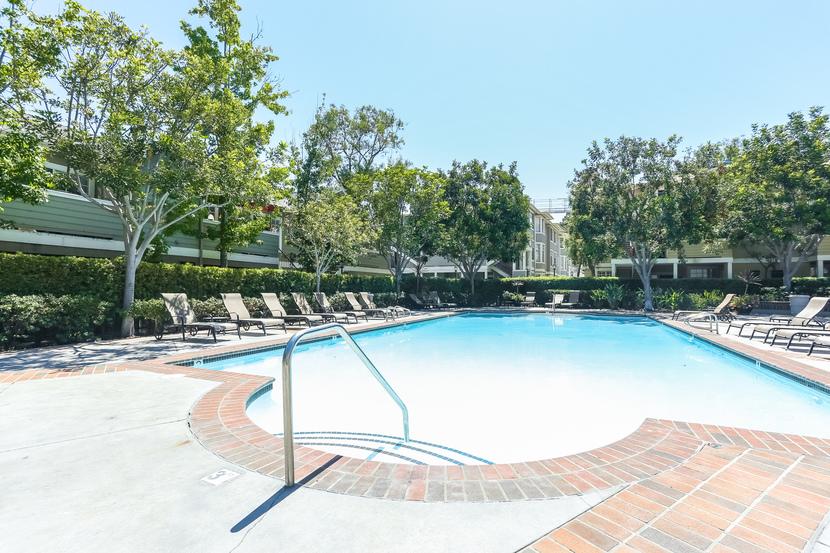 Resort-like amenities at Canyon Villas in Aliso Viejo