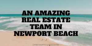 Today I want to chat with you about my experience in the Newport Beach area! My team and I are always standing by to help you with any and all of your Newport Beach real estate needs, give us a call today!