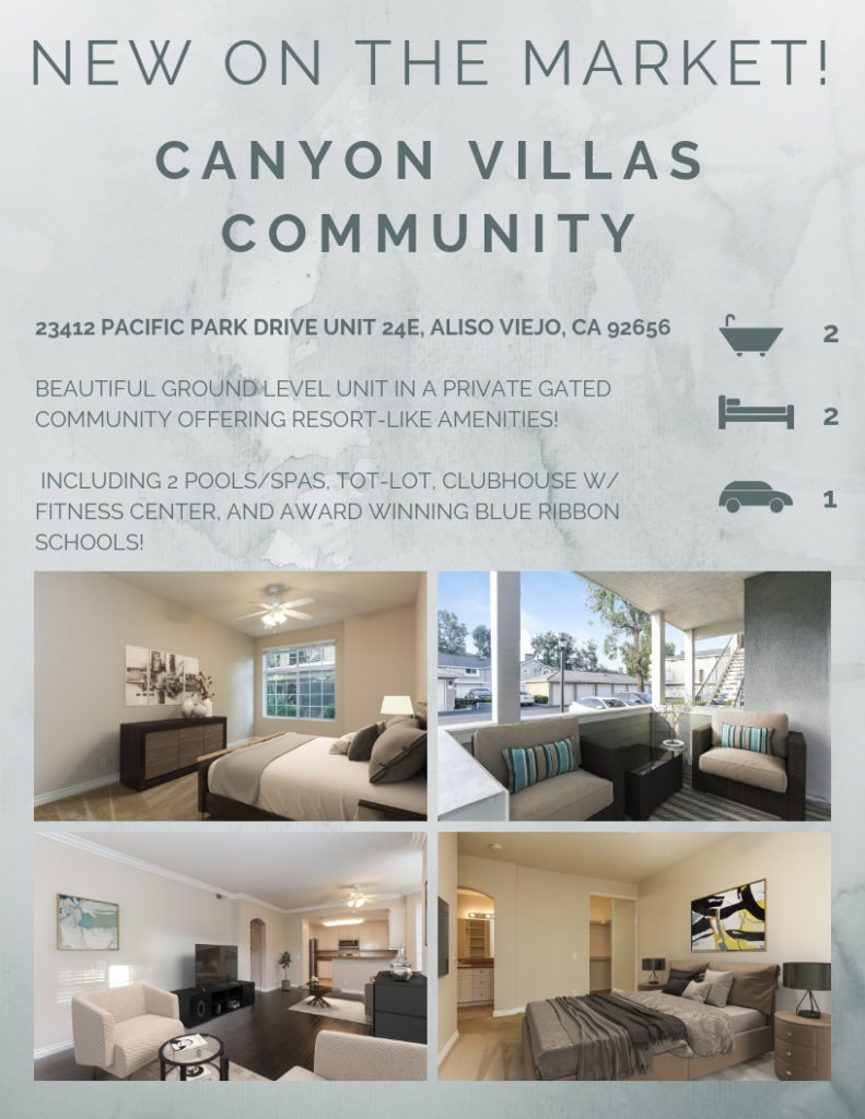 Beautiful ground level unit in a private gated community offering resort-like amenities!