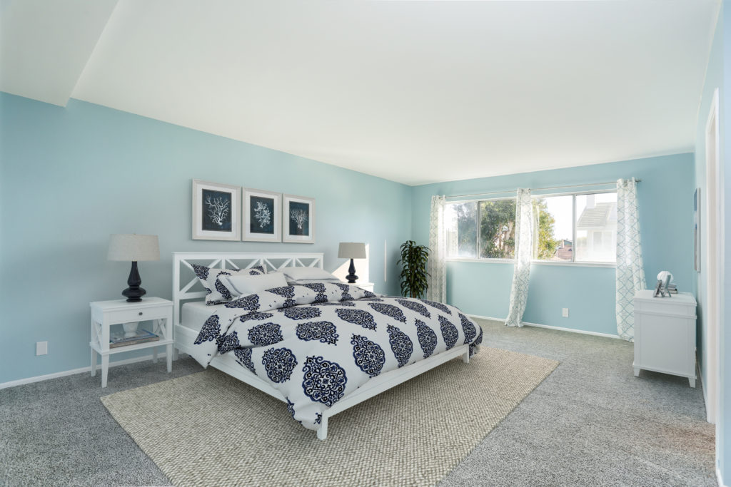 bedroom in huntington beach home for sale