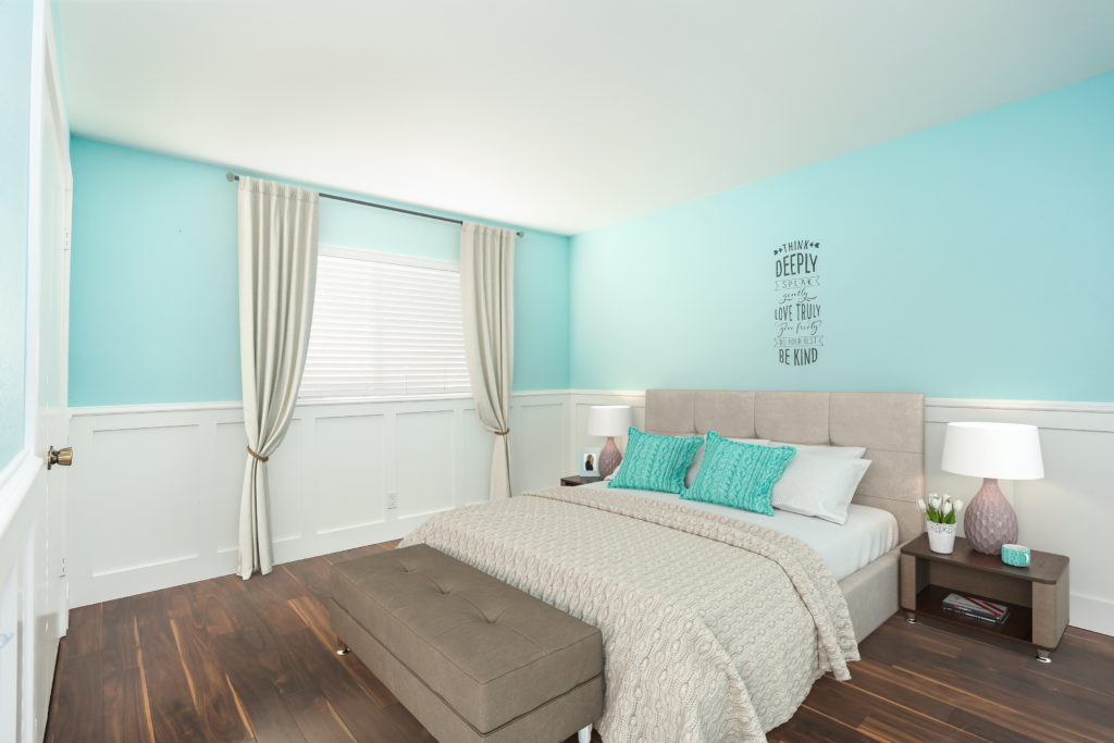 bedroom in orange county, ca home for sale