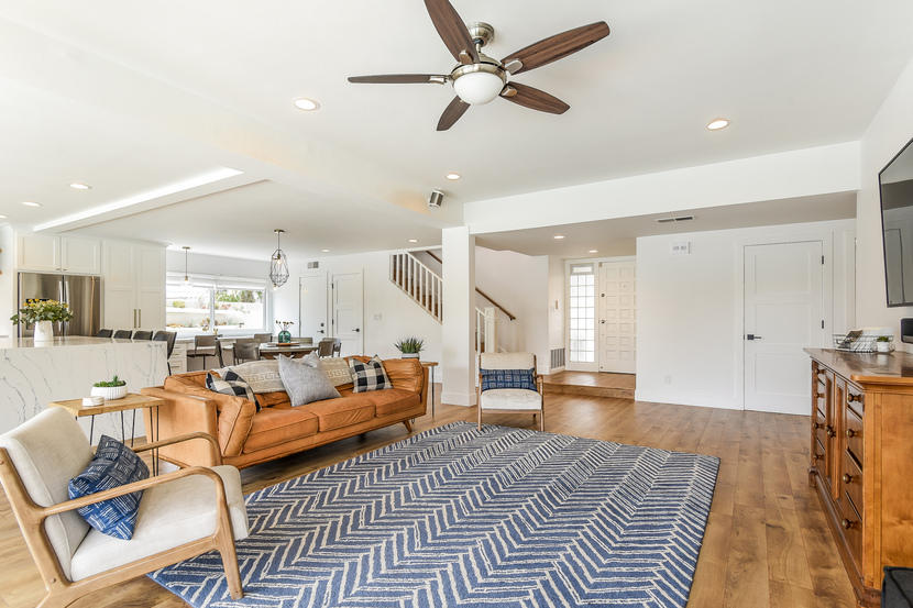 Welcome to your new beach close home in this quiet and established La Cuesta neighborhood. 8682 Garfield has been remodeled all the way to the studs, removing walls and transforming the home into a modern masterpiece.