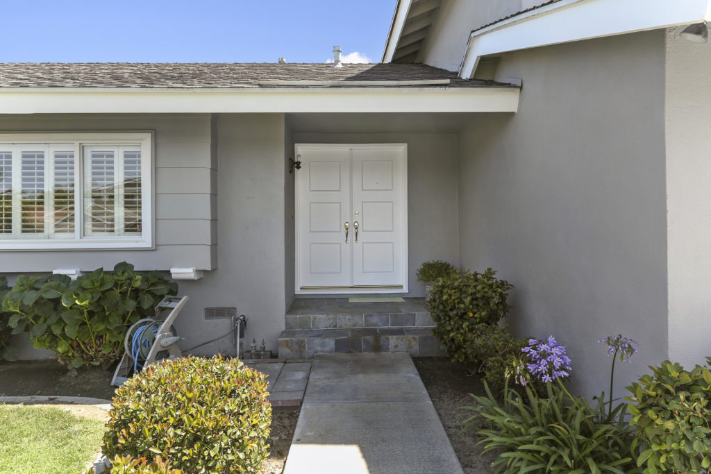 Welcome to this quintessential family home in a quiet and highly desirable Fountain Valley neighborhood.