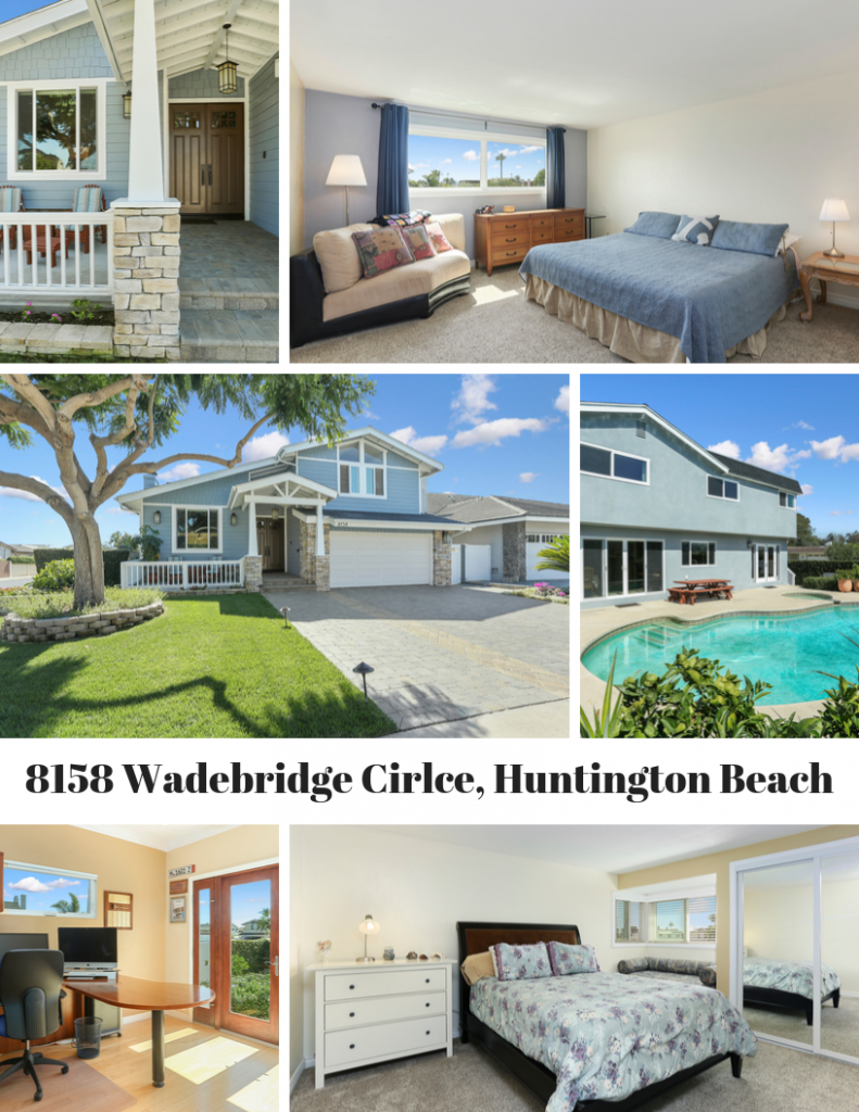 8158 Wadebridge Circle is approximately 3 miles from the world famous beaches of Surf City, this tastefully upgraded, interior tract, cul-de-sac home is one of the largest floor plans in the Huntington Crest neighborhood.