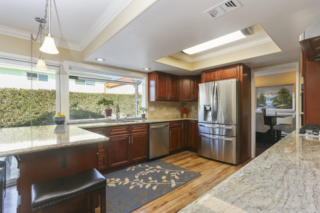 8121 Dartmoor Drive, Huntington Beach has a large pool and is in a highly desirable neighborhood close to the park and school!