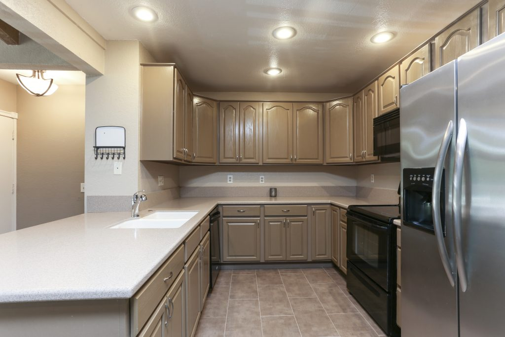 Enjoy resort-style living in this nicely remodeled 3 bedroom, 2 bath upper unit condo in the beach close community of Seaspray! Let's take a look at 21372 Brookhurst Street #128 - Huntington Beach, California!