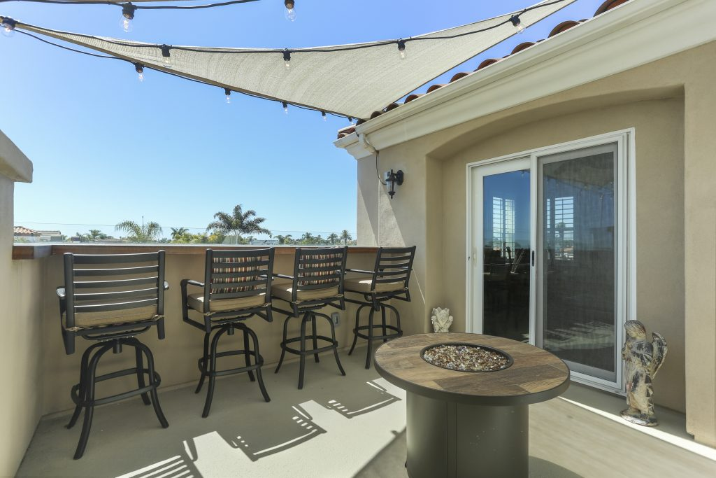 Custom Beach Home with 4 Bedrooms, 1 Downstairs with a Full Bath, on 30 Foot Wide Lot! Close to Downtown & Pacific City. Beautifully Remodeled with Over $250k in Upgrades! Unobstructed Coastal and City Lights Views! Check out all the rest of the details of 806 Geneva Ave, Huntington Beach, California below!