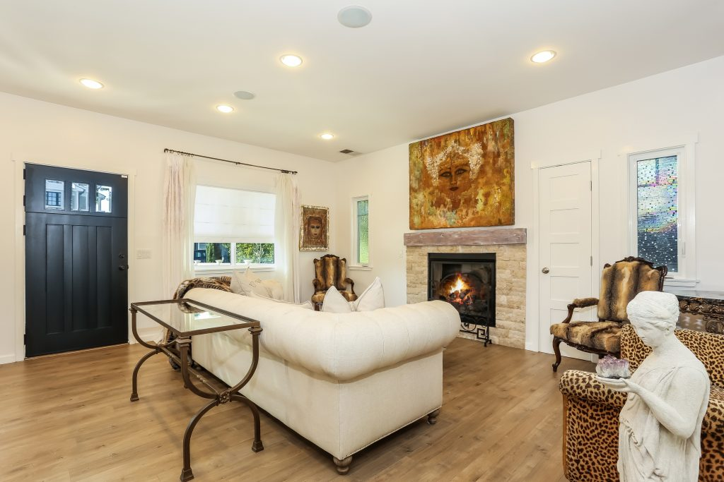 costa mesa home for sale with upgrades-living room